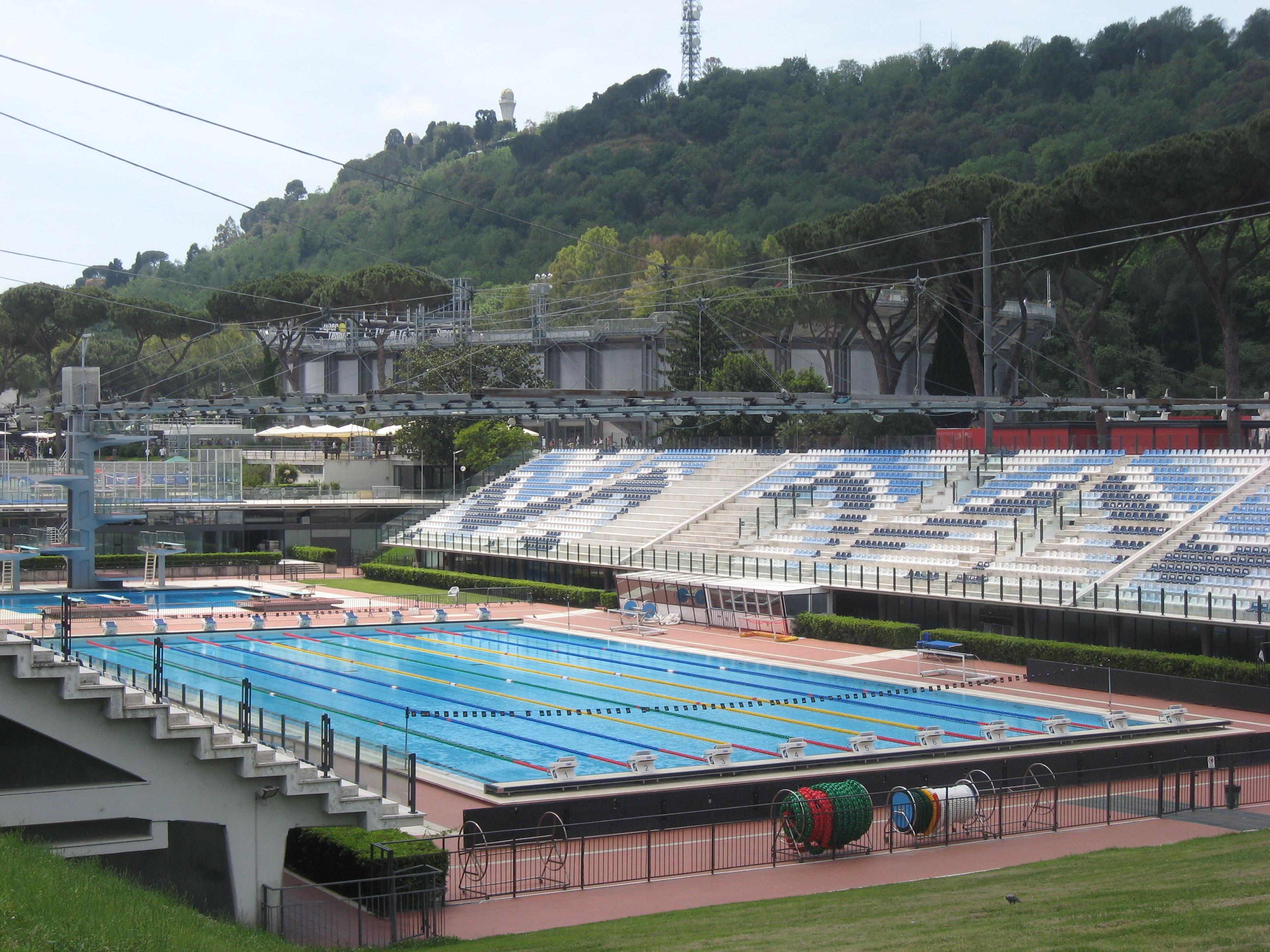Aquatics Centers / Swimming Arenas - Página 5 - SkyscraperCity