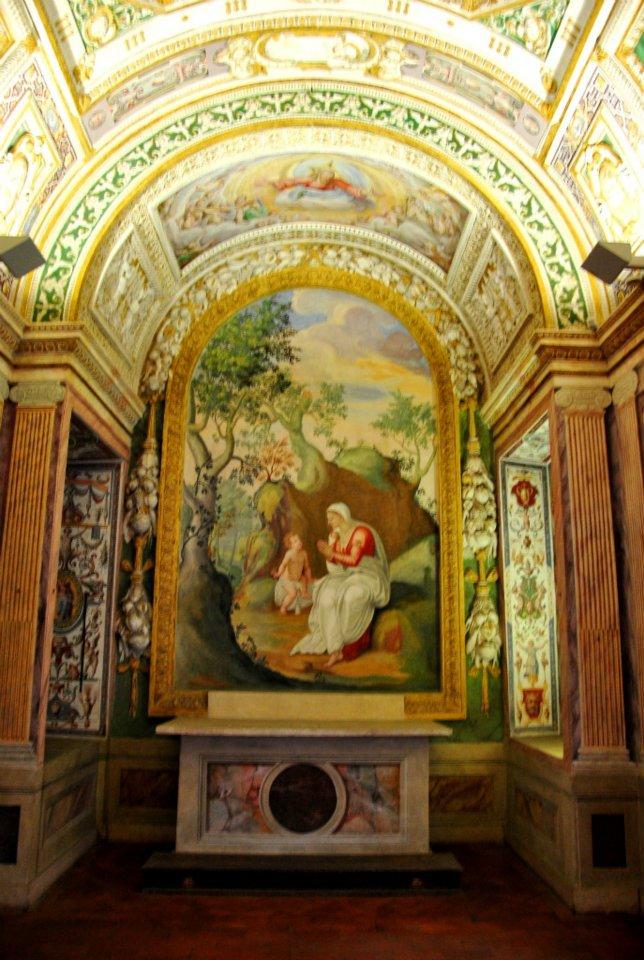 Un labirinto di fontane villa d este for Fontane per interni