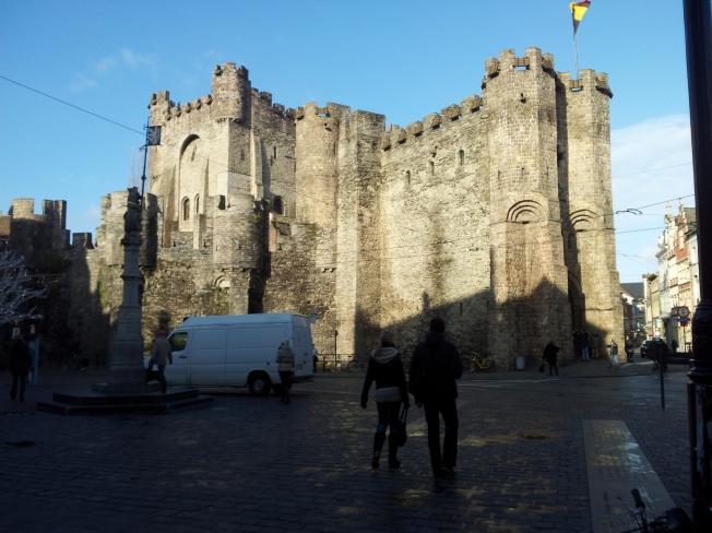 castello dei conti di fiandra