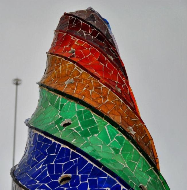 Parco di Gaudì - Barcellona