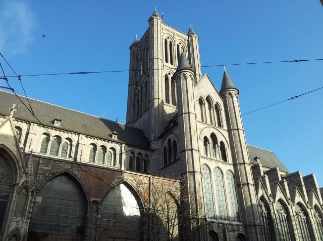Sint-Niklaaskerk Gand